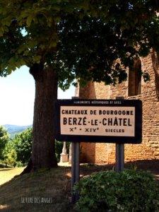 Berzé le Chatel