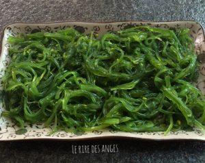 Algue Verte Wakame