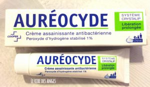 Crème anti bactérienne