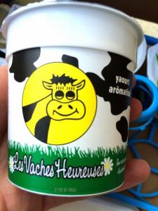 La ferme des vaches heureuses