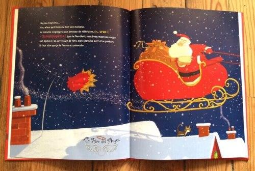 Une histoire de Père Noël et de tailleur