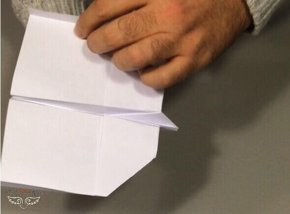 Avion en papier facile