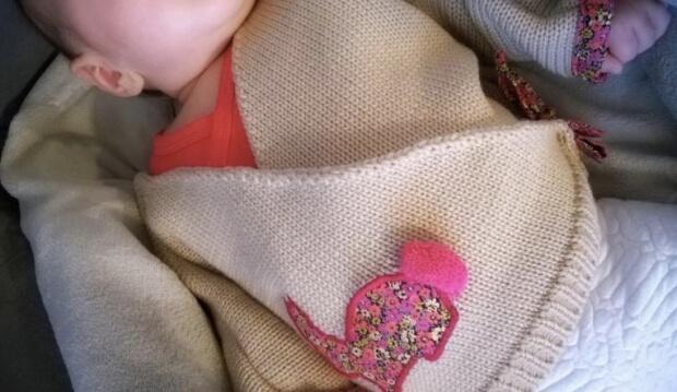 brassiere laine bebe
