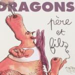 Dragons père et fils (Chut les enfants lisent)