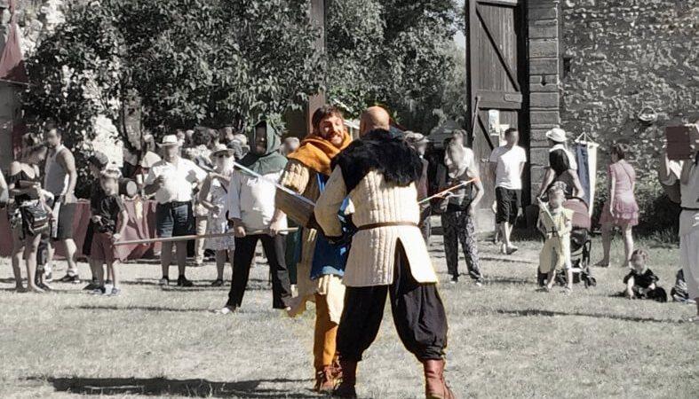 fete medievale et fantastique de vallin