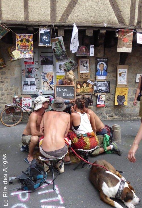 festival international du theatre de rue