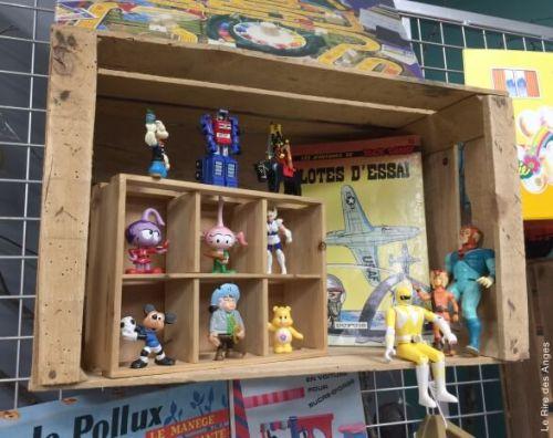 le temps des retrouvailles jouet recyclé
