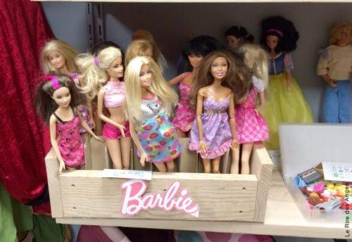 barbie occasion