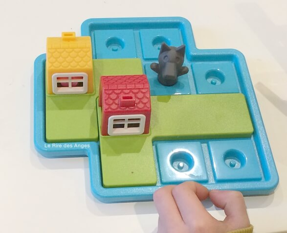 les trois petits cochons smartgames