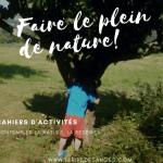 Activités pour contempler la nature, Petit Zen