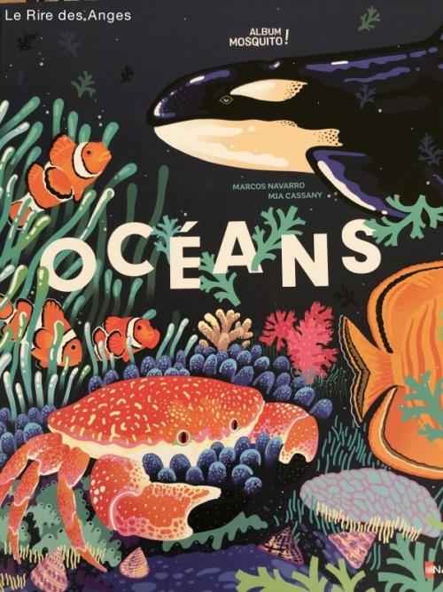 livre oceans