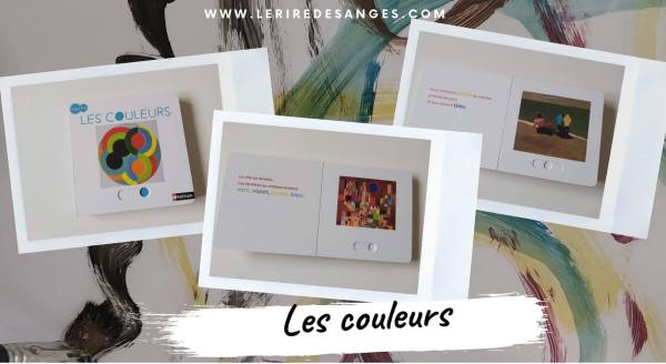 les couleurs tralal art editions nathan
