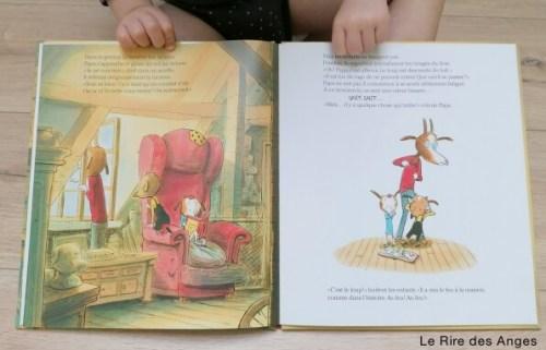 Quand on parle du loup livre enfant blog famille