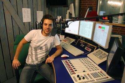 Mirko im Studio MrWissen2go