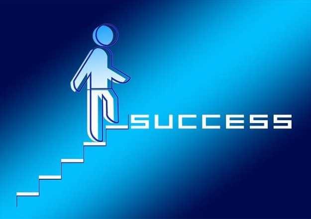 Karriere-Push für den Weg bis zum Erfolg