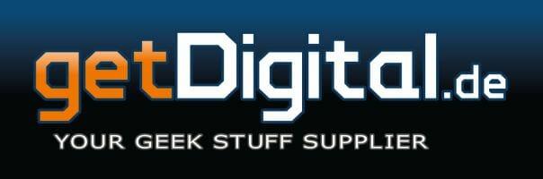 Logo vom Geekshop getdigital.de