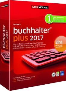 Lexware Buchhalter Plus Aktualisierung Update 2017 ESD Download Betriebsbetreuung Klein