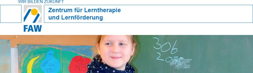 FAW_Zentrum fuer Lerntherapie und Lernfoerderung_Header 2