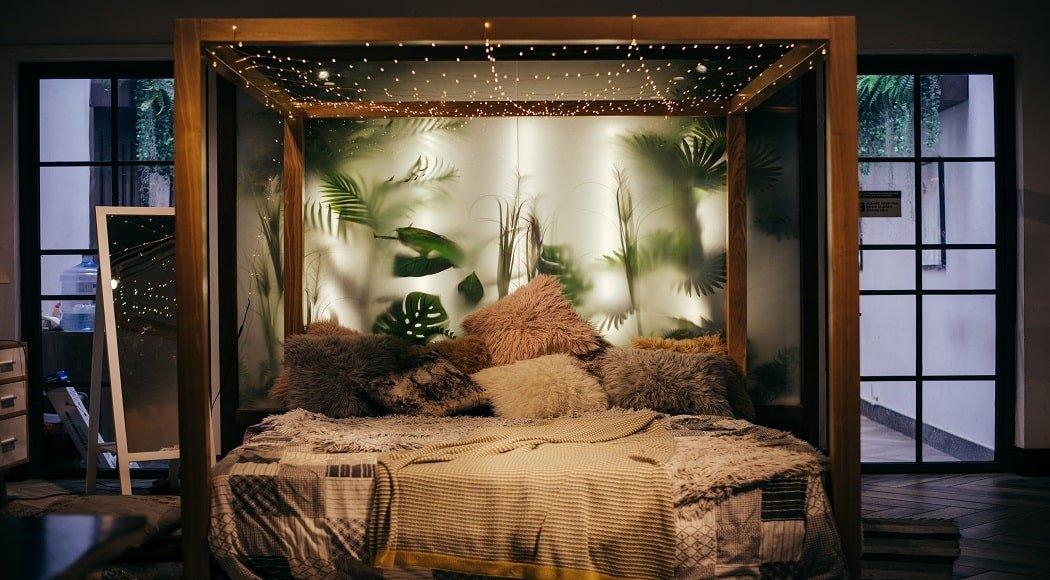 Le carte da parati sono perfette sulla parete dietro il letto, per creare un punto focale di. Come Decorare La Camera Da Letto