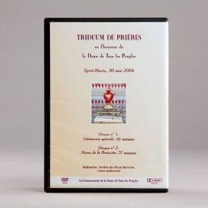 DVD du 30 mai 2004
