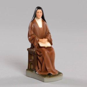 Statue Sainte Thérèse assise