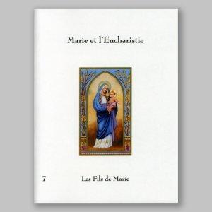 adoration-marie et l'eucharistie