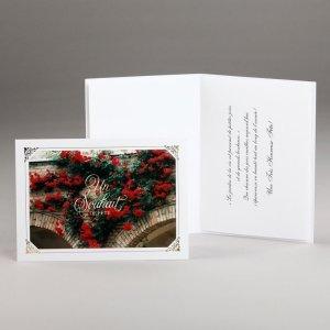 carte anniversaire-roses épanouies