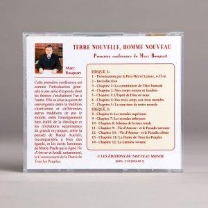 terre nouvelle-homme nouveau-cd double-b
