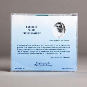 l'armée de marie-oeuvre mystique-1-cd-b