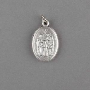 médaille saint joseph - revers