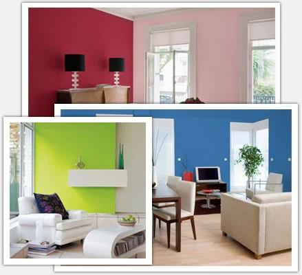 Decora tu casa con pintura interior  Leroy Merlin