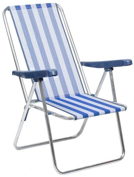 Silla de playa BASIC Ref 18039714  Leroy Merlin