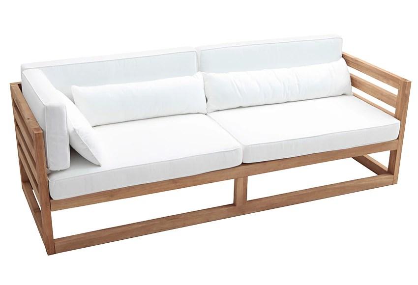 Sofa madera  Materiales de construccin para la reparacin