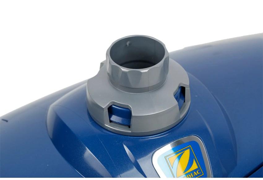 Limpiafondos hidrulico para piscina ZODIAC MX8 Ref 81927835  Leroy Merlin