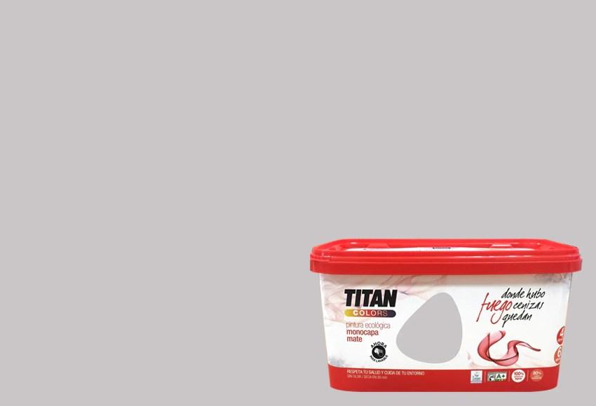 Pintura de color para paredes y techos TITN COLORS CLOUDY