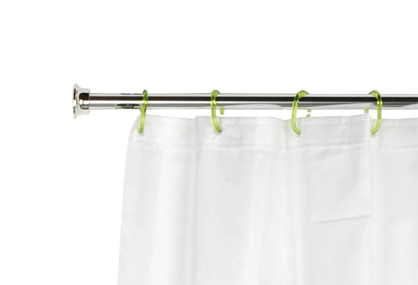 Decorar cuartos con manualidades Barras de cortina leroy