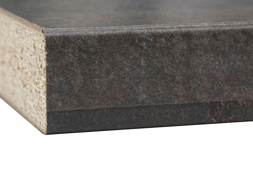 Encimera laminada ACERO CORTEN Ref 19672212  Leroy Merlin