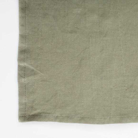 Cortina con ollaos Inspire Tifany Verde Ref 19724523  Leroy Merlin