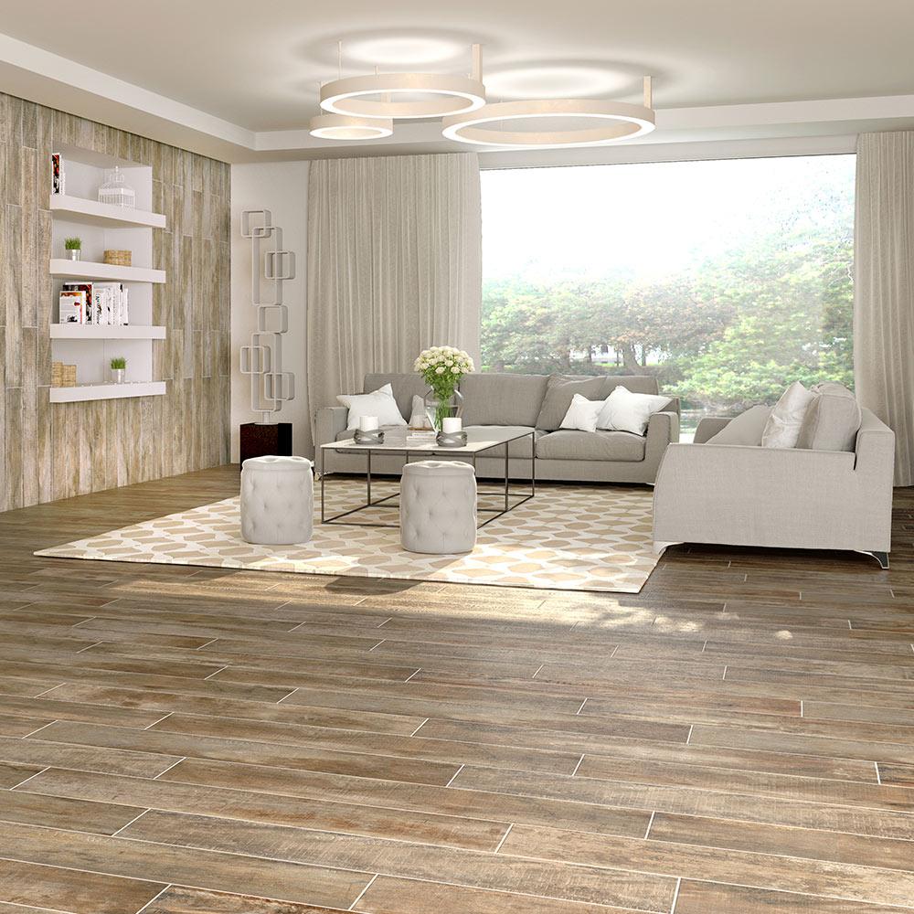 Pavimento 195x1215 cm beige Serie ARTENS TABUS Ref