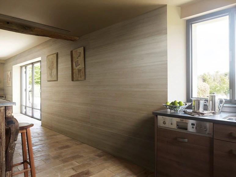 Revestimiento para pared de PVC ATTITUDE PINO TOPO Ref