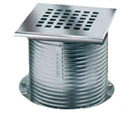 Sumidero horizontal para ducha Jimten CAMALE D40 S630 Ref