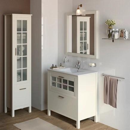 Mueble de lavabo NIZZA Ref 17308704  Leroy Merlin