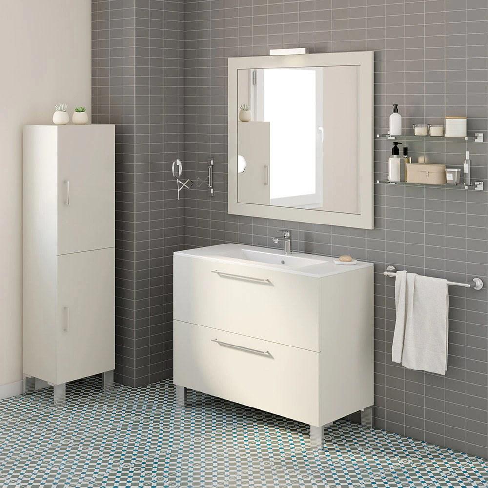 Mueble de lavabo AIDA Ref 17923990  Leroy Merlin