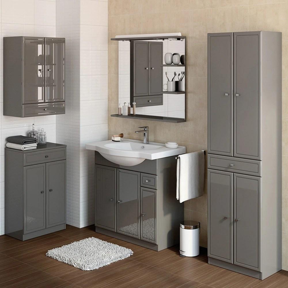 Conjunto de mueble de lavabo GALICE Ref 16729293  Leroy
