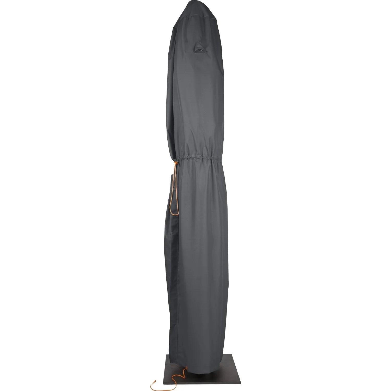 housse de protection pour parasol excentre naterial l x l x h cm leroy merlin