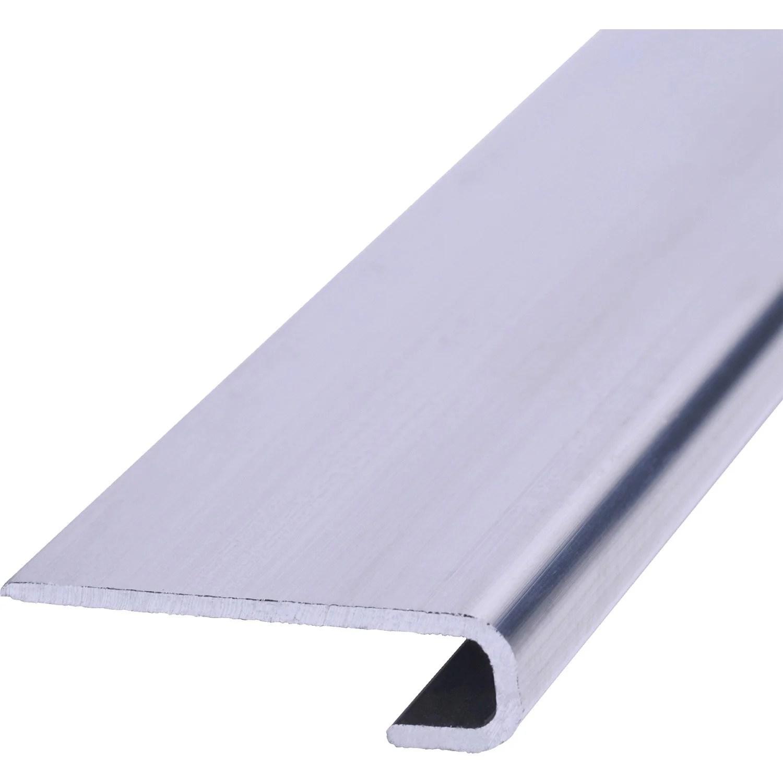 Profil De Depart Aluminium Aluminium 8 X 30 Mm 2 7 M