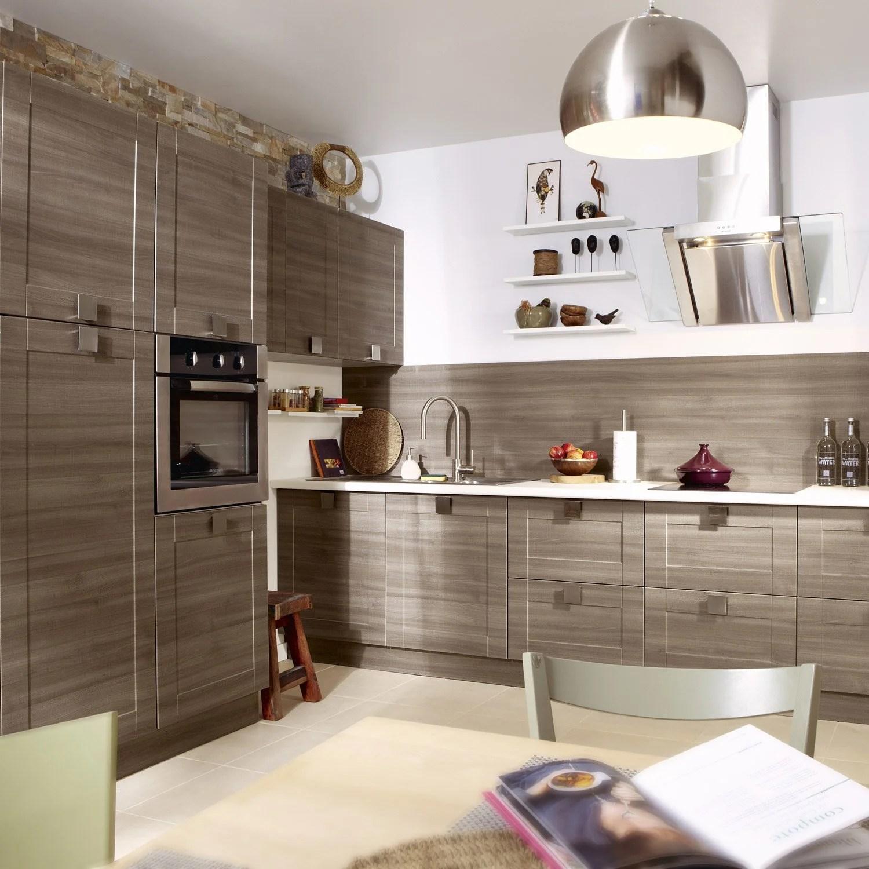 meuble cuisine leroy merlin delinia