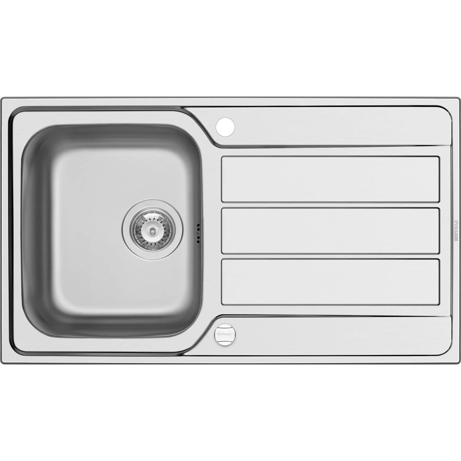 evier inox nid d abeille bacs leroy