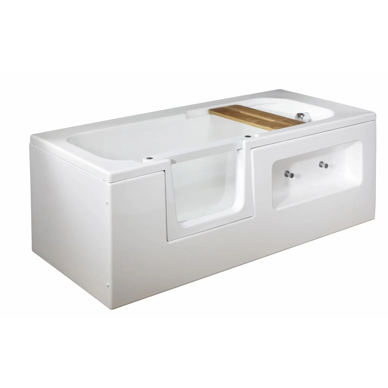 baignoire nerea leroy merlin beautiful peinture pour baignoire en fonte leroy merlin peinture. Black Bedroom Furniture Sets. Home Design Ideas