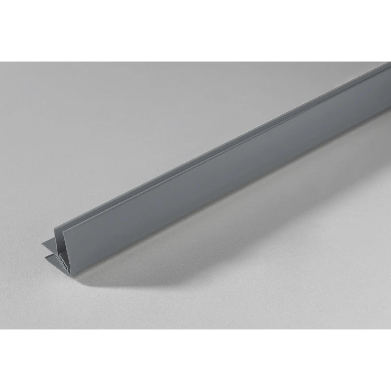 Angle GROSFILLEX PVC Gris Clair 260x2x11cm Leroy Merlin